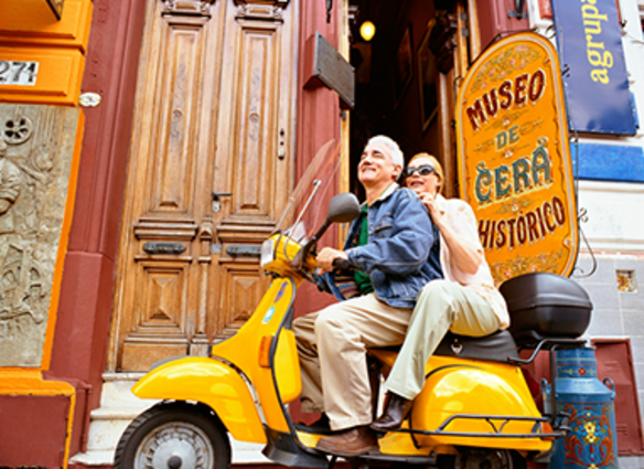 Adventures & Experiences in Chile & Argentina