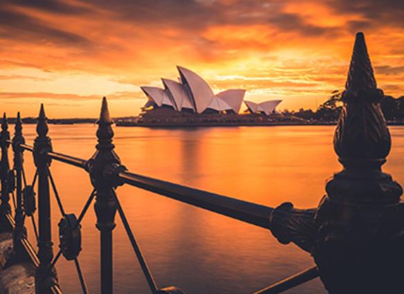 New Zealand & Australia in Style