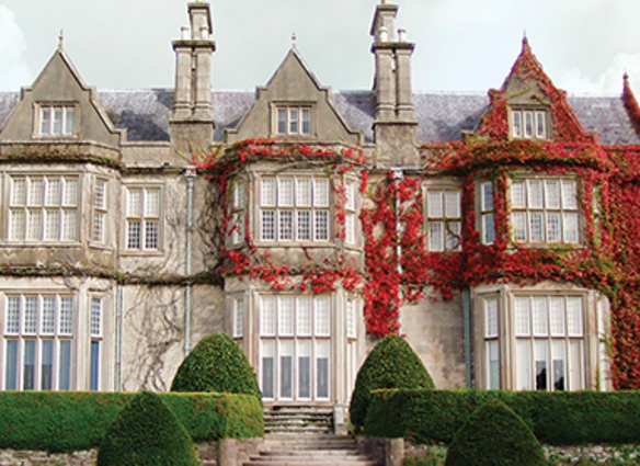 Castles & Manors Of Ireland