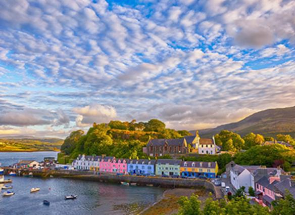 Scottish Highland Fling