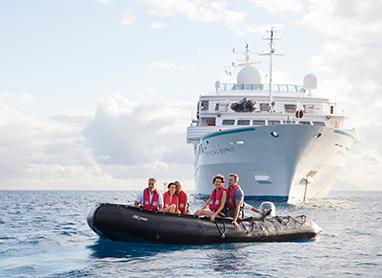 Seychelles Yachting Serenade