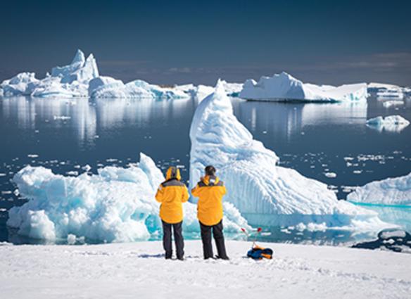 Antarctic Express – Fly The Drake