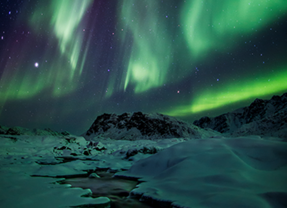 Under The Northern Lights – Exploring Iceland and East Greenland