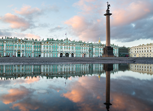Shore Excursion St. Petersburg, Russia