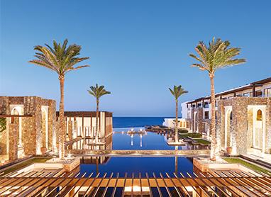 Amirandes Grecotel Exclusive Resort