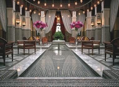 Royal Mansour Marrakech, Morocco