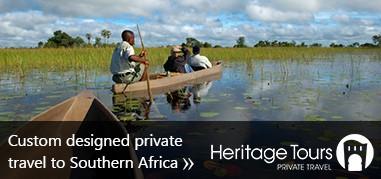 HeritageTours Africa Mar27-Apr9 Promo