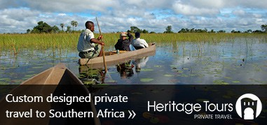 HeritageTours Africa Feb27-March12 Promo