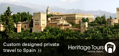 HeritageTours Spain Apr24-May7 Promo