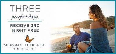 MonarchBeach California Oct9-Oct22 Promo
