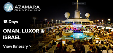 Azamara MiddleEast Aug14-Aug27 Product