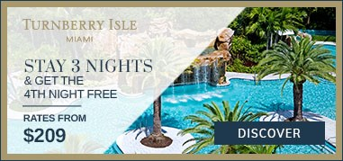 TurnberryIsleMiami Florida Aug14-Aug27 Promo