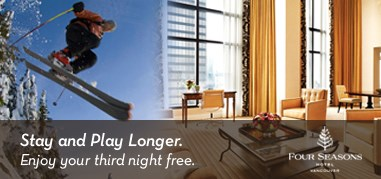 FourSeasonsVancouver NorthAmerica Mar27-Apr9 Promo