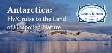 Cox&Kings Antarctica Oct23-Nov5 Product