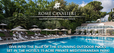 RomeCavalieri Europe May22-June4 Brand