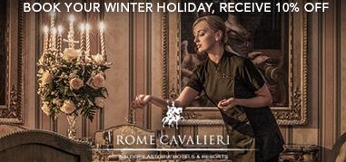 RomeCavalieri Europe Nov6-Nov19 Promo
