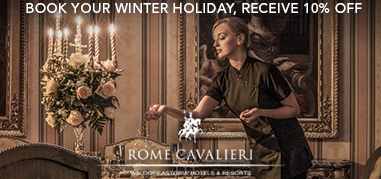 RomeCavalieri Europe Oct9-Oct22 Promo