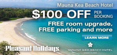 Pleasant Hawaii Oct9-Oct22 Promo