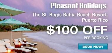 PleasantHolidays Caribbean Mar27-Apr9 Promo