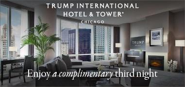 TrumpChicago NorthAmerica Oct9-Oct22 Promo