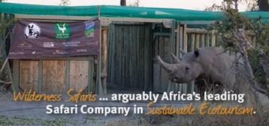 WildernessSafaris Africa Nov20-Dec3 Promo