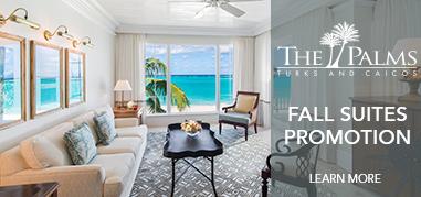 PalmsTurks&Caicos Caribbean Oct9-Oct22 Promo