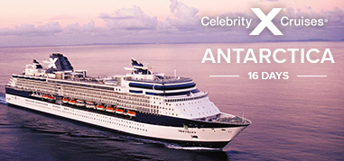 Celebrity Antarctica Sep25-Oct8 Product