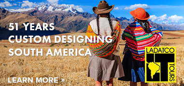 LADATCO SouthAmerica July17-July30 Brand