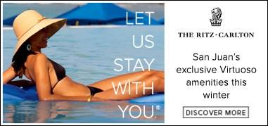 Ritz-CarltonSanJuan Caribbean Jan16-Jan29 Brand