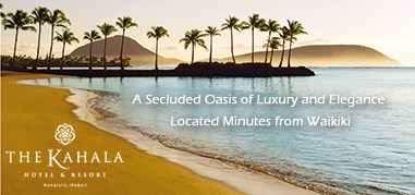 Kahala Hawaii June19-July2 Brand