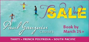 PaulGauguin SouthPacific Mar13-26 Promo