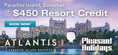 Pleasant Caribbean Nov6-Nov19 Promo