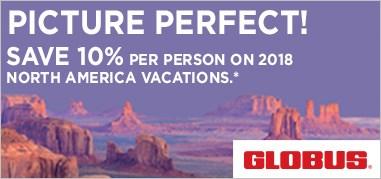 Globus NorthAmerica Sep25-Oct8 Promo