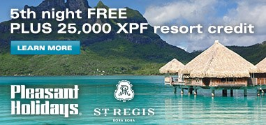 PleasantHolidays SouthPacific Sep25-Oct8 Product