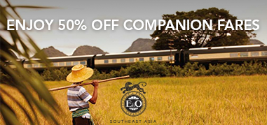 BelmondTrains Asia June19-July2 Promo