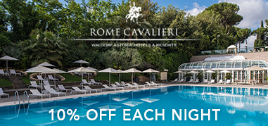 RomeCavalieri Europe June19-July2 Promo
