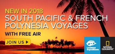 Lindblad SouthPacific June19-July2 Promo
