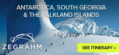 Zegrahm Antarctica Feb13-Feb26 Product