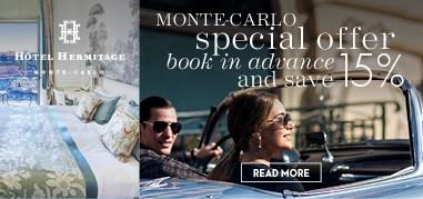 HotelHermitageMonte-Carlo Europe Feb13-Feb26 Promo