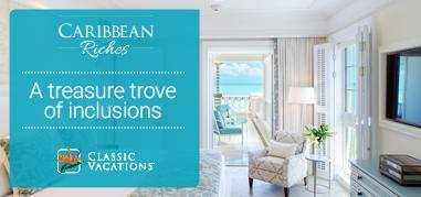 ClassicVacations Caribbean Feb13-Feb26 Promo