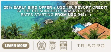 Trisara Asia Feb13-Feb26 Promo
