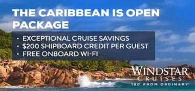 Windstar Caribbean Nov20-Dec3 Promo