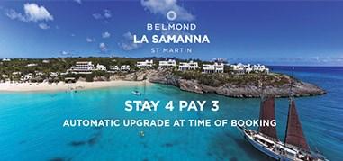 BelmondLaSamanna Caribbean Sep11-Sep24 Promo