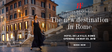 HoteldelaVille Rome Apr22-May5 Brand