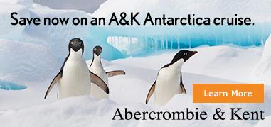 AbercrombieKent Antarctica Jan14-Jan27 Product