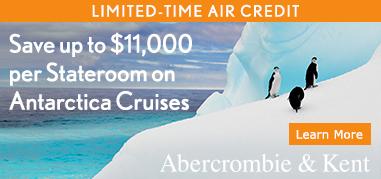 AbercombieKent Antarctica Nov4-Nov17 Promo