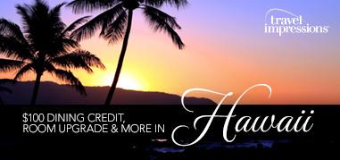 TravelImpressions Hawaii Feb11-Feb24 Product