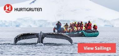 Hurtigruten Antarctica Feb11-Feb24 Product
