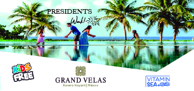 GrandVelasRivieraMaya Mexico Feb11-Feb24 Promo