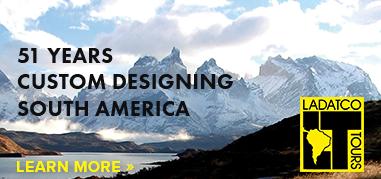 LadatcoTours SouthAmerica Feb11-Feb24 Product